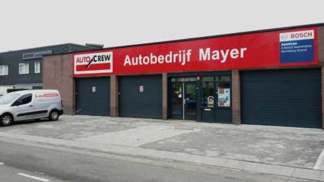 Autobedrijf Mayer-Utrecht